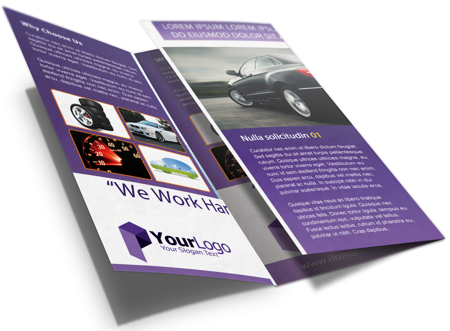 Graphic – Brochure
